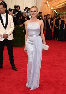 Diane Kruger in Hugo Boss